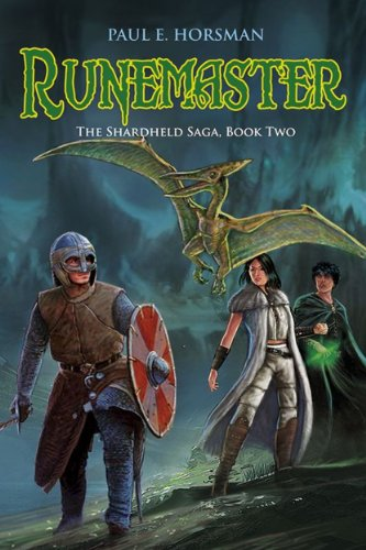 Runemaster (The Shardheld Saga. #2)