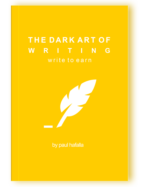THE DARK ART OF WRITING