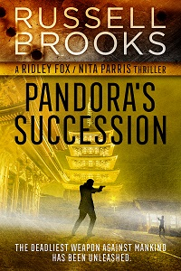 Pandora's Succession (A Spy Thriller)