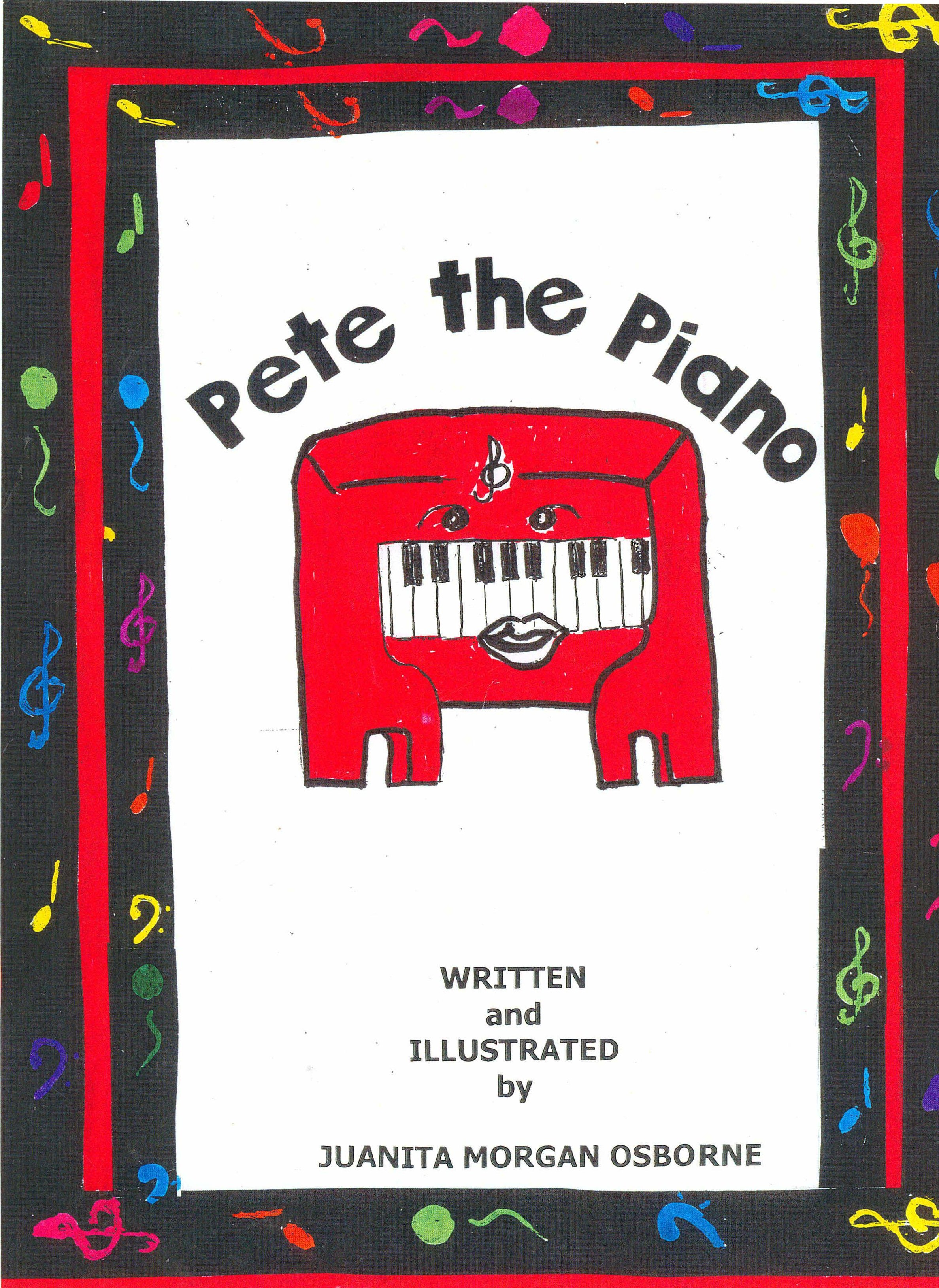 Pete the Piano
