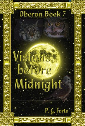 Visions Before Midnight (Oberon #7)