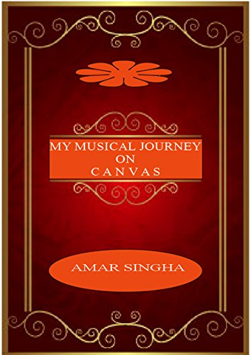 My Musical Journey On Canvas