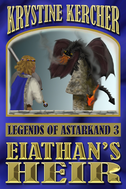 Eiathan's Heir (Legends Of Astarkand #3)