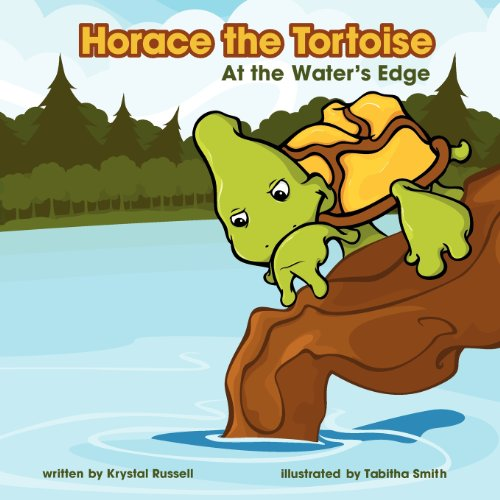 Horace the Tortoise: At the Water's Edge