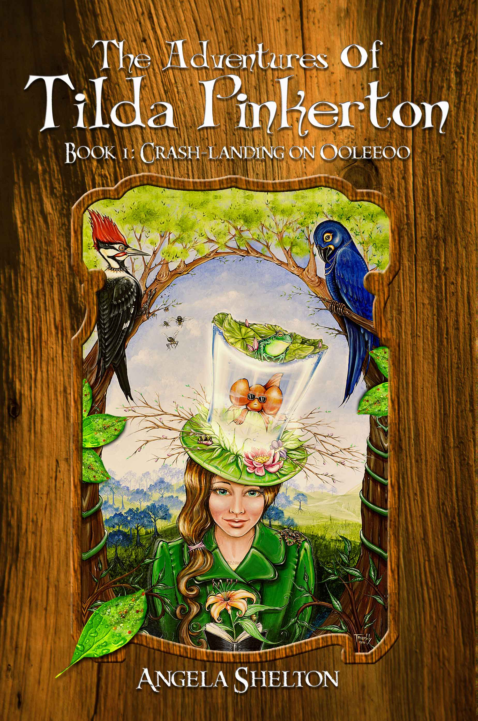 The Adventures of Tilda Pinkerton