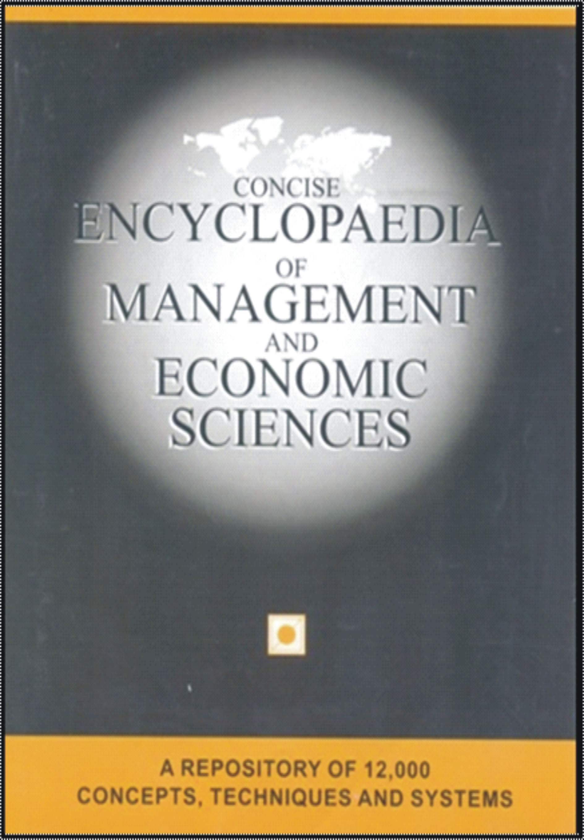 Concise Encyclopaedia of Management and Economic Sciences