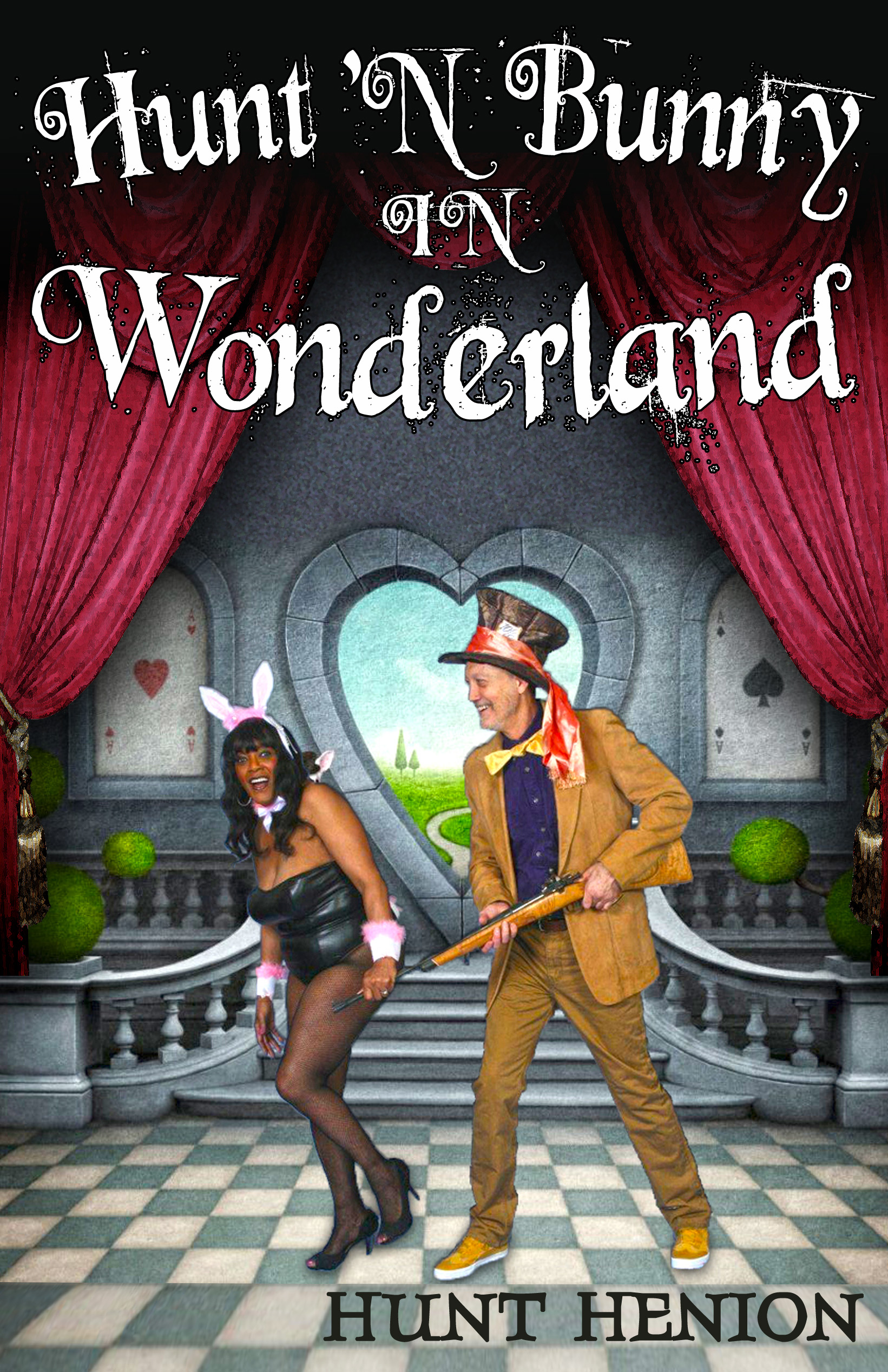 Relationship Revelations from Hunt & Bunny's Adventures in Wonderland