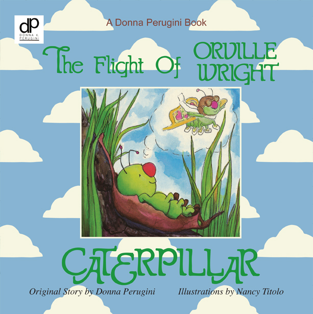 The Flight of Orville Wright Caterpillar