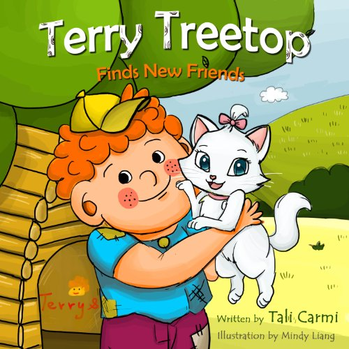 Children's Book: Terry Treetop Finds New Friends