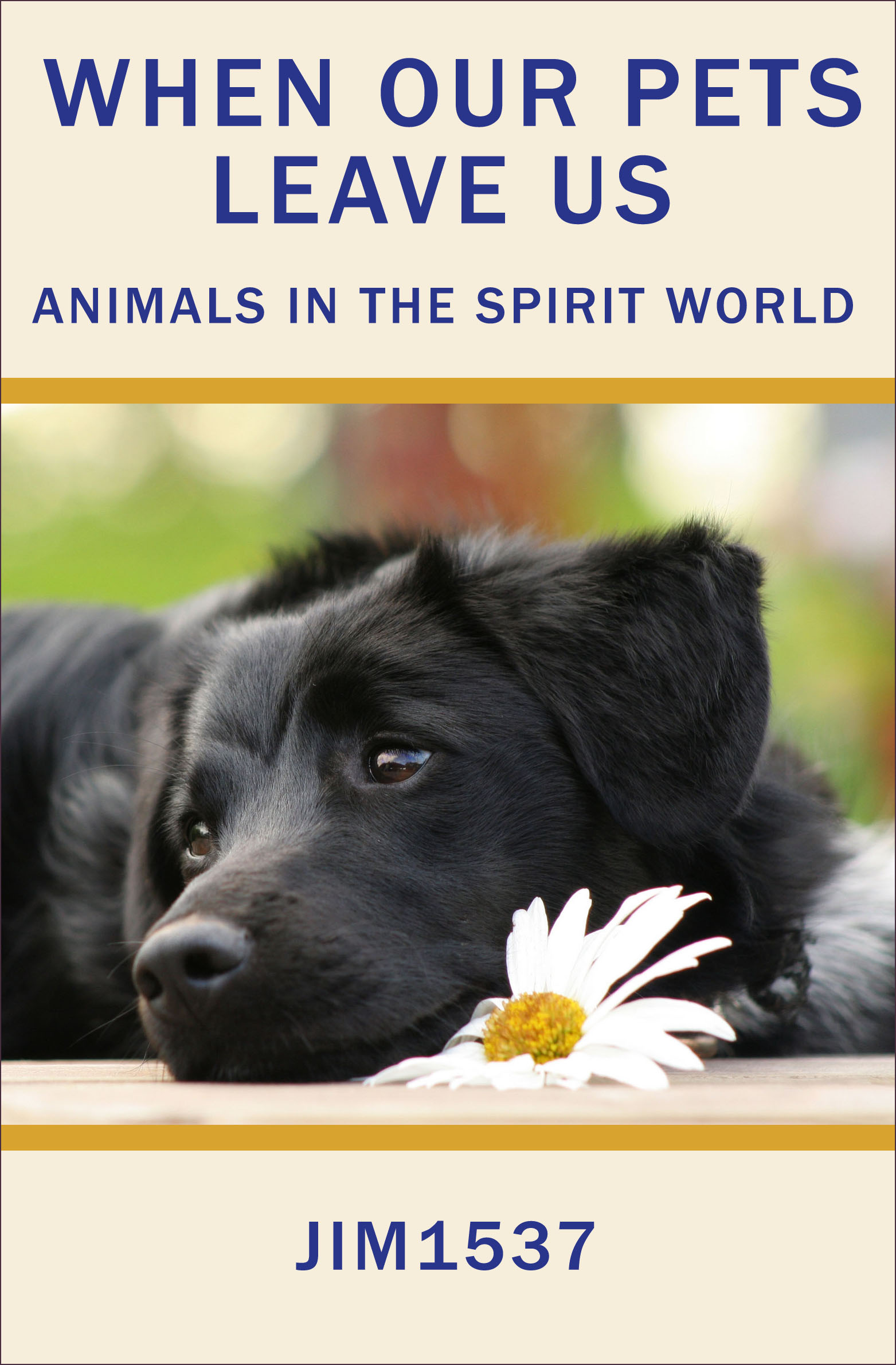 When Our Pets Leave Us: Animals in the Spirit World