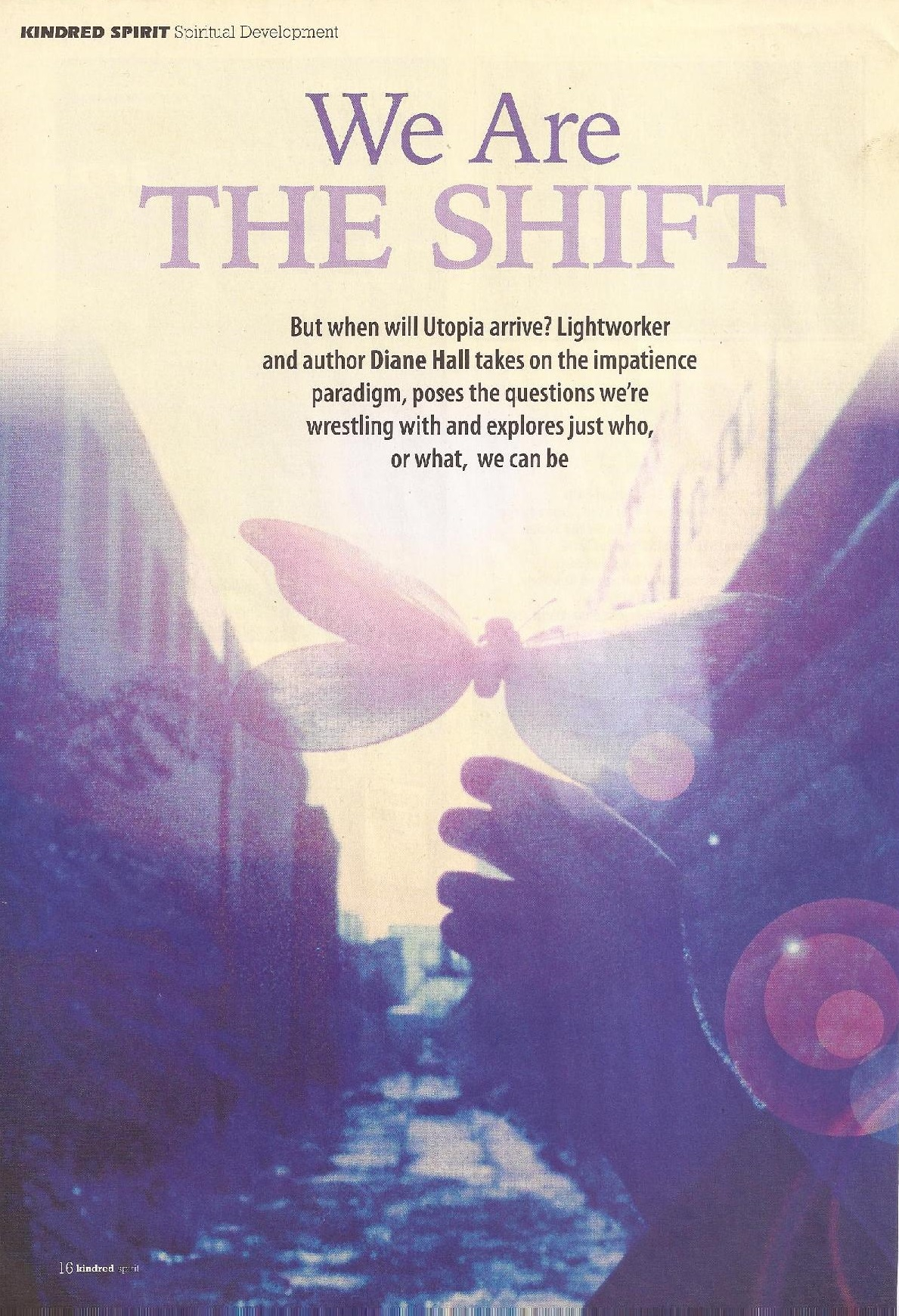 We Are The Shift