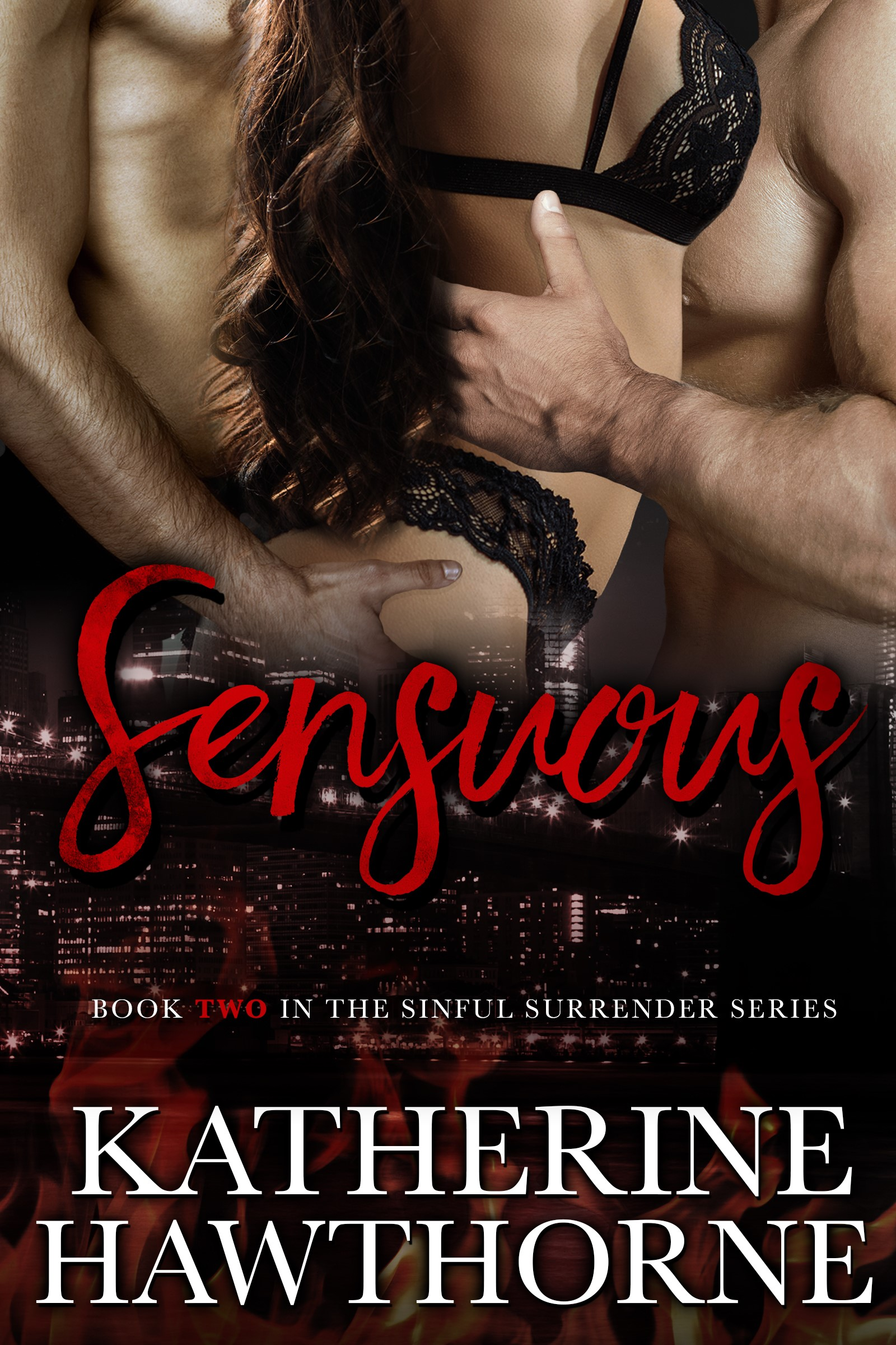 Sensuous (Sinful Surrender Quartet, Book 2)