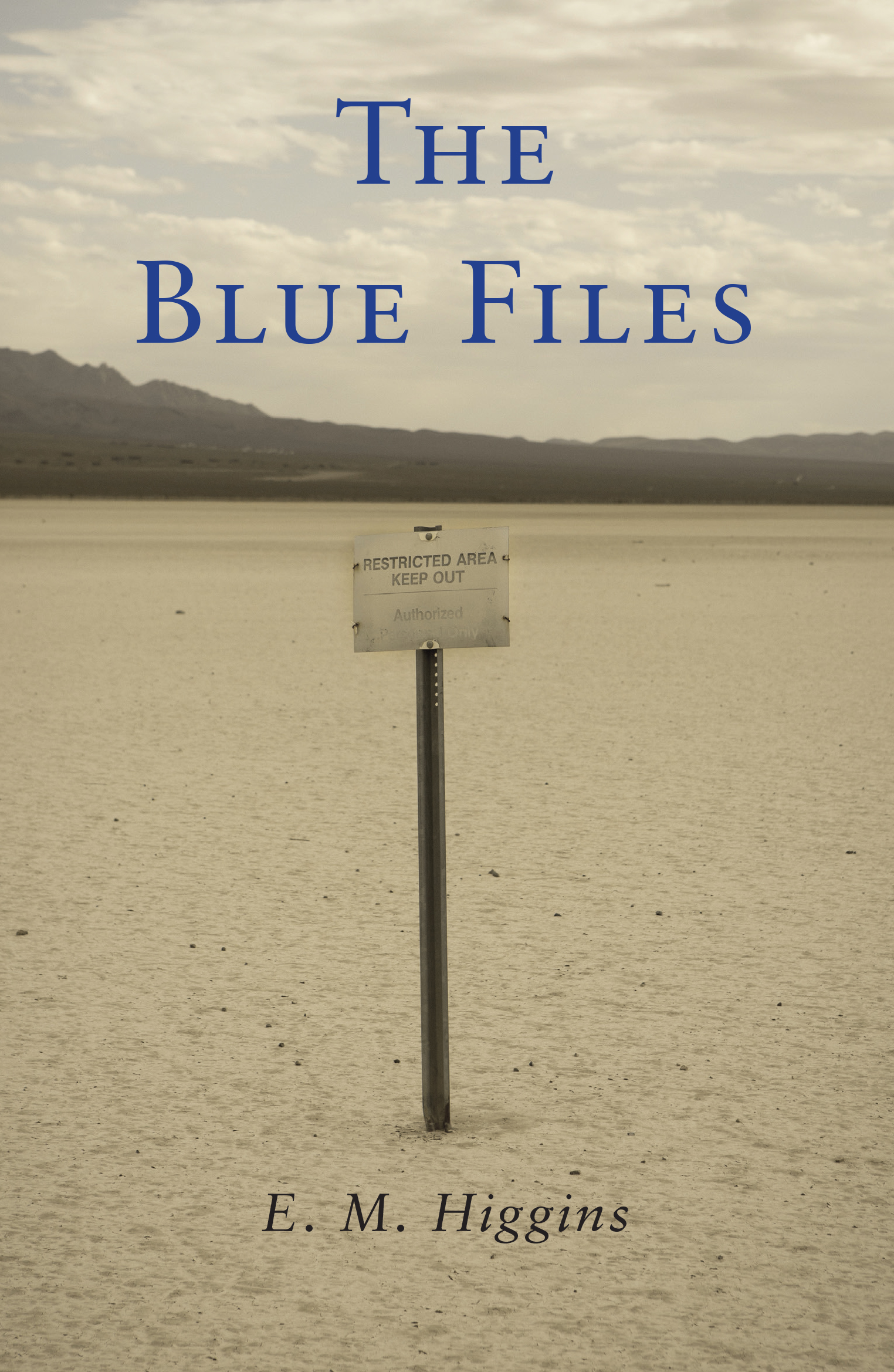 The Blue Files