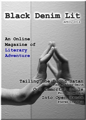 Black Denim Lit #3: [Apr, 2014]