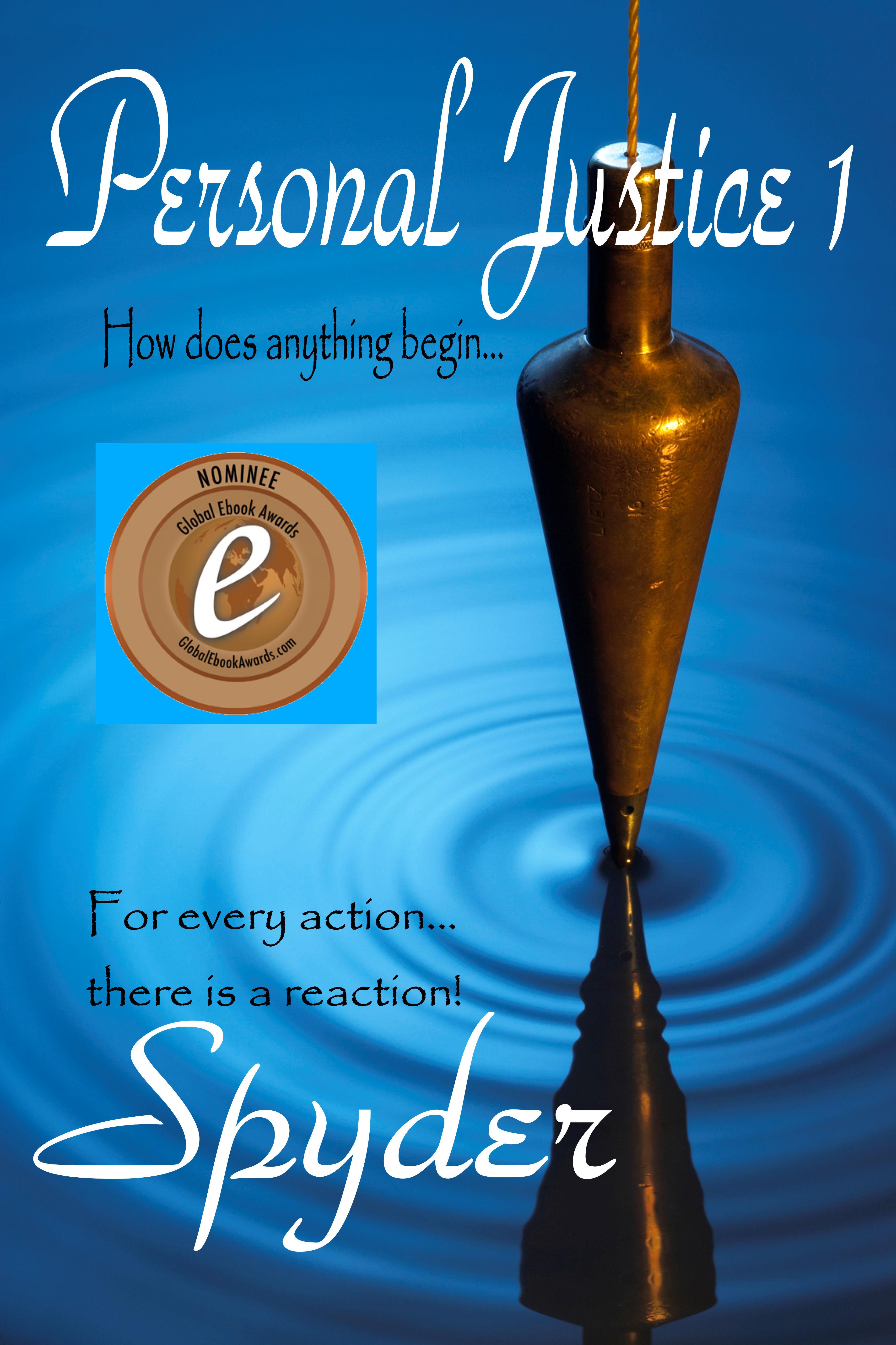 Personal Justice 1 (8 book series)