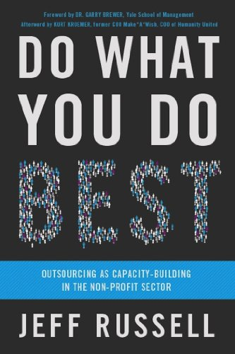 Do What You Do Best: Outsourcing As Capacity Building In The Nonprofit Sector
