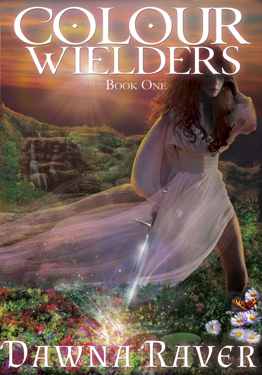 Colour Wielders: Heirs of the Magykal Realm, Book One