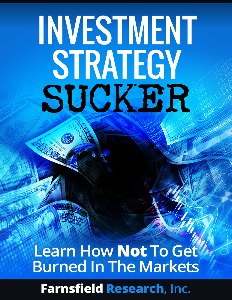 Investment Strategy Sucker