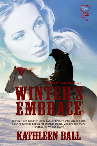 Winter's Embrace (Cowboy Seasons Series)