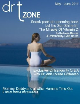 Dr T Zone with a free chapter of  Let The Sun Shine In:The Miracle of Vitamin D