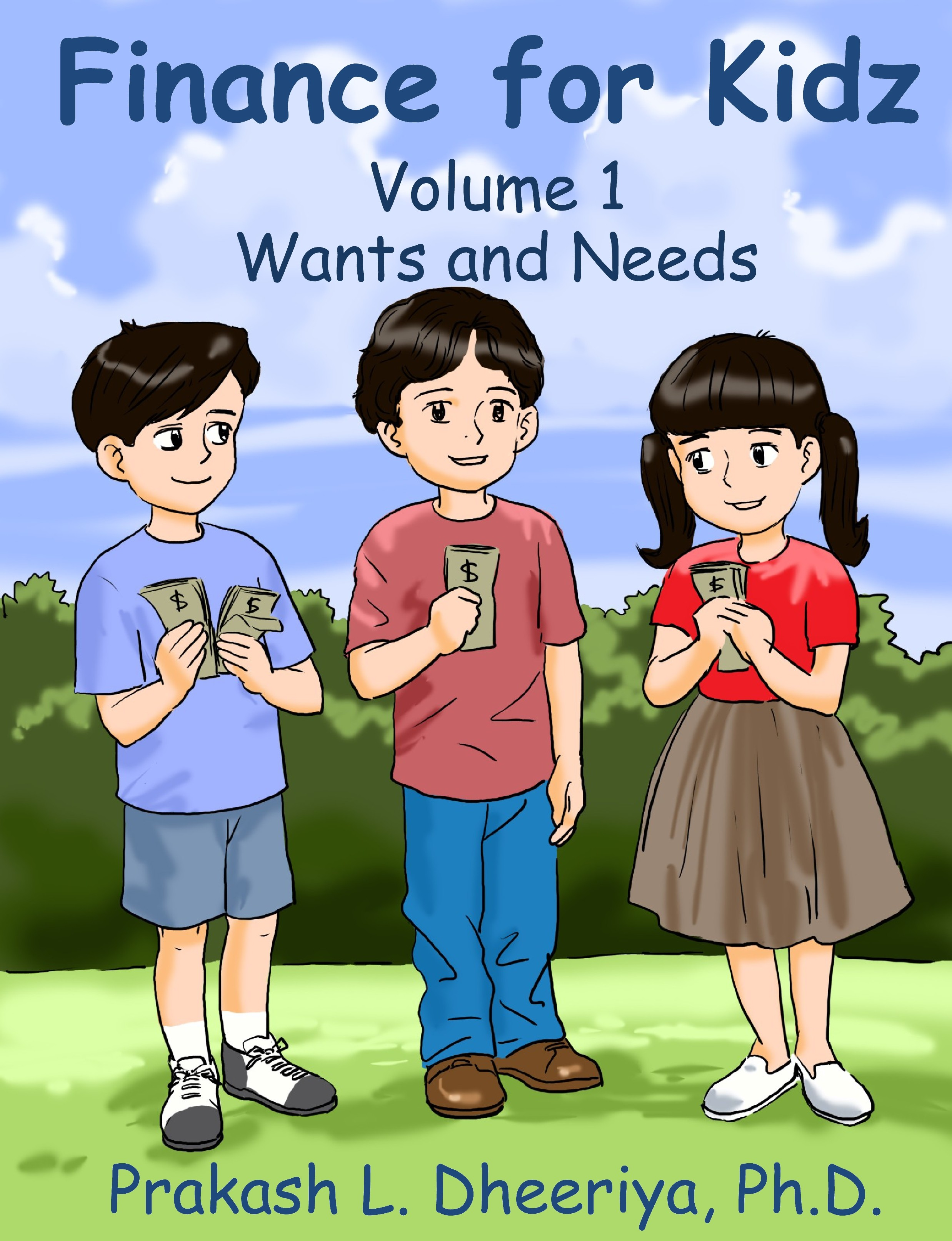 Finance for Kidz: Wants & Needs