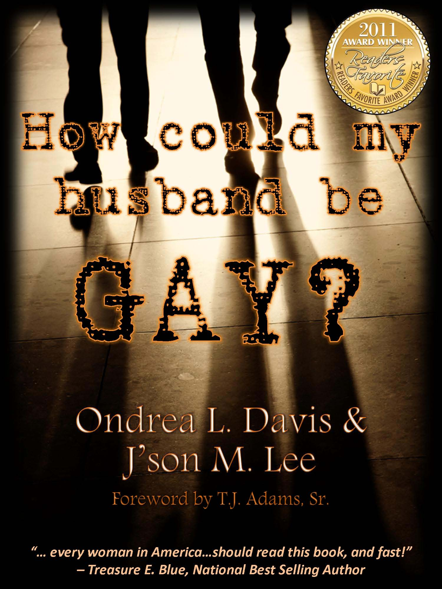 How could my husband be GAY?
