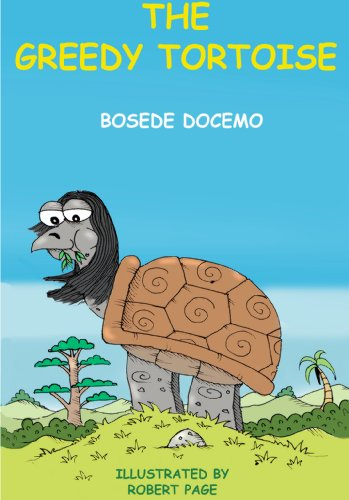 The Greedy Tortoise (The Tortoise Series)