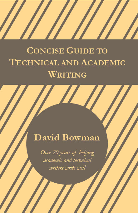 Concise Guide to Technical and Academic Writing