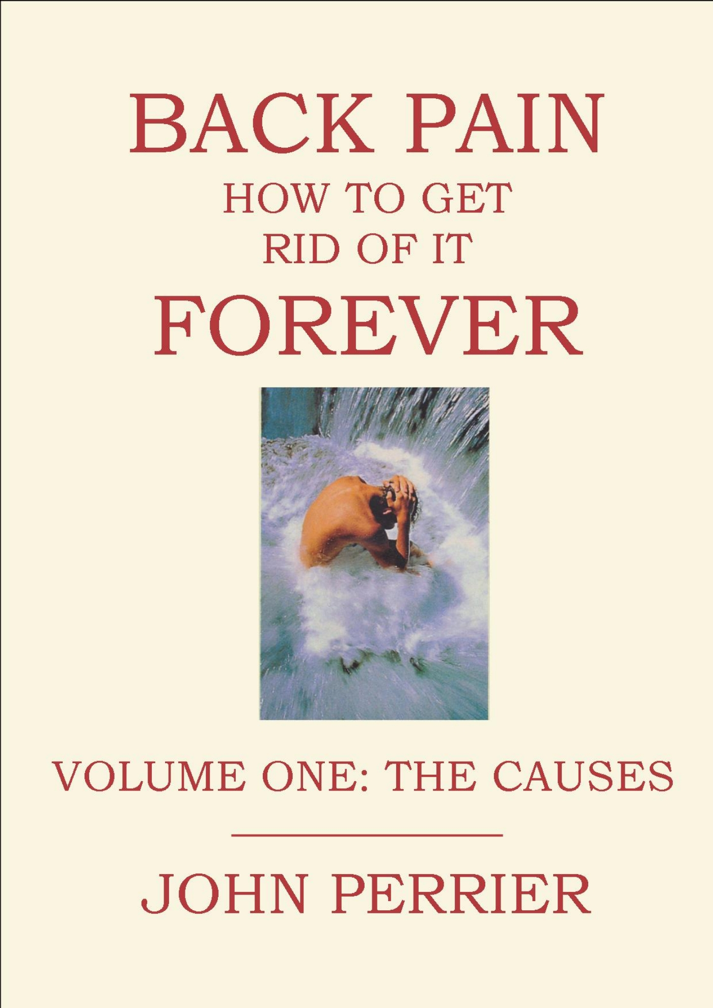Back Pain: How to Get Rid of It Forever (Volume 1: The Causes)