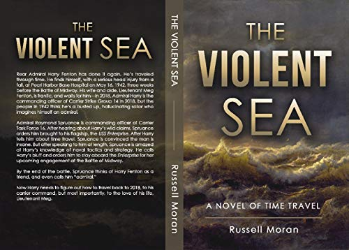 The Violent Sea: A Novel of Time Travel (Book Two of the Harry and Meg Series)