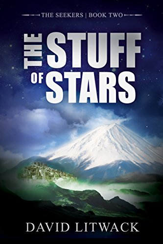 The Seekers: The Stuff of Stars (Dystopian Sci-Fi - Book 2)