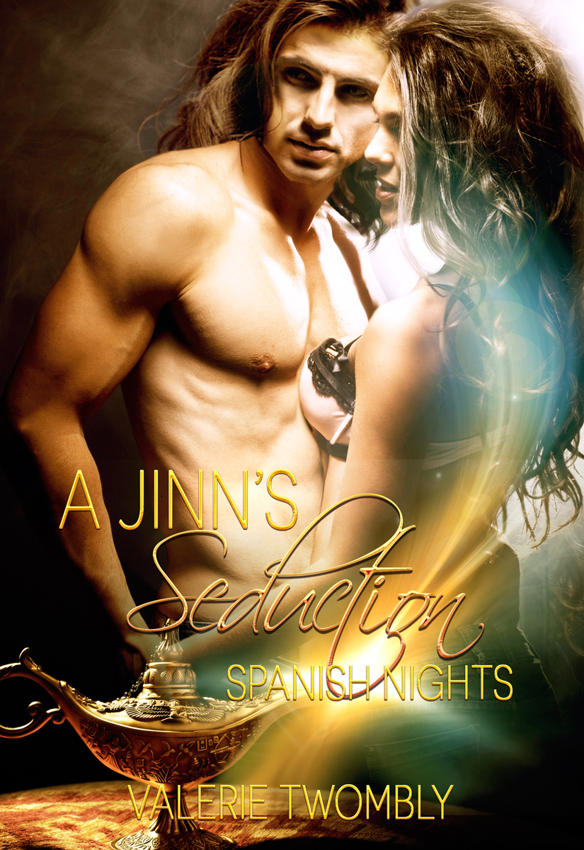 Spanish Nights (A Jinn's Seduction book 1)