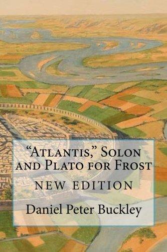 'Atlantis' Solon And Plato For Frost
