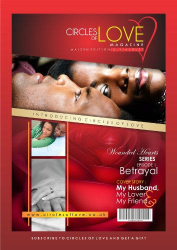 Circles of Love E-Magazine - It's A New Dawn!