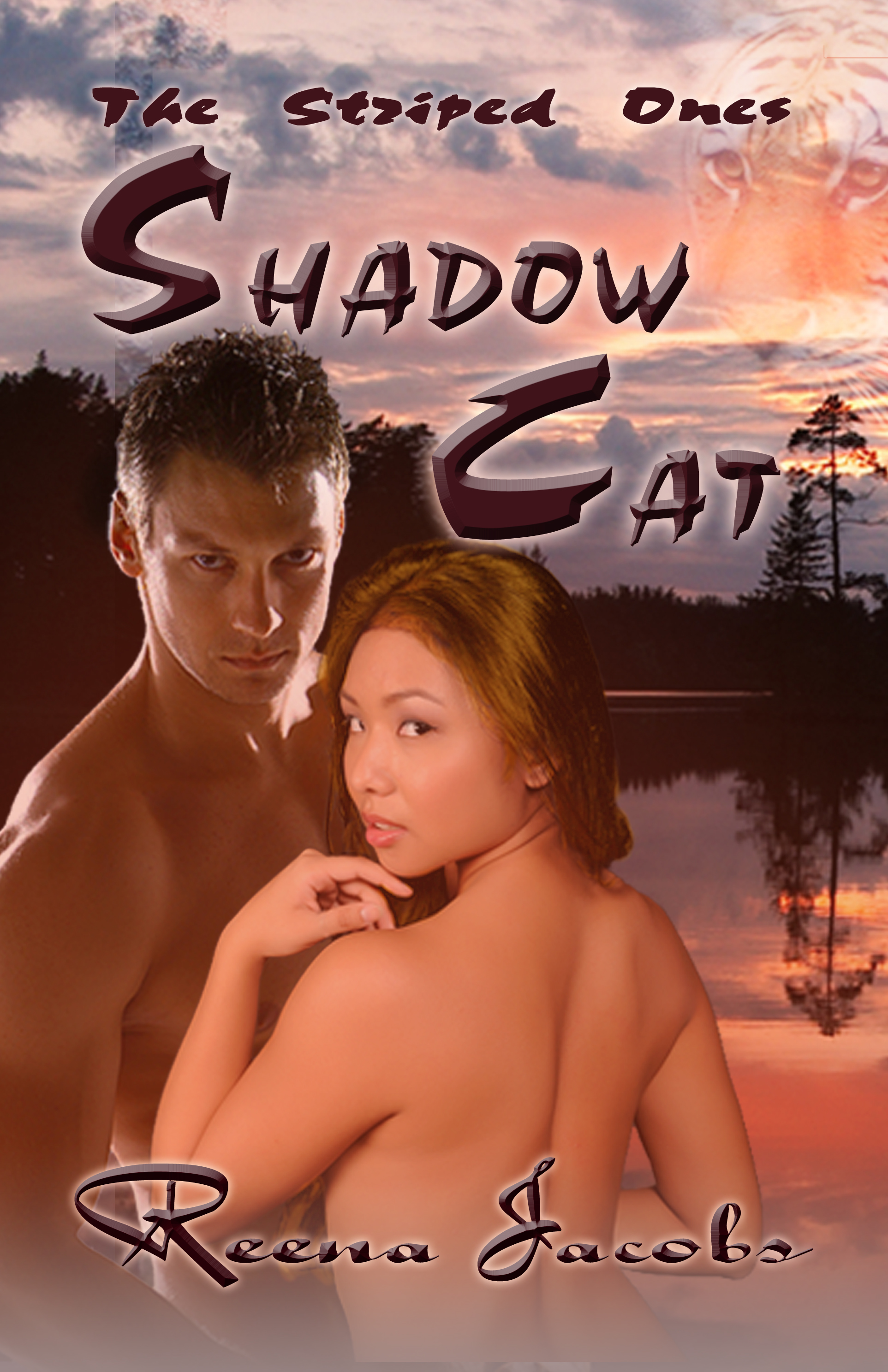 Shadow Cat (The Striped Ones)