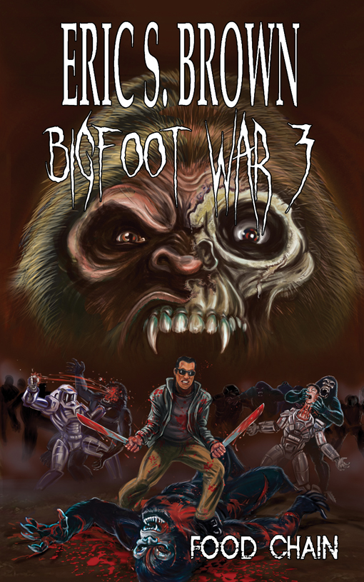 Bigfoot War 3: Food Chain