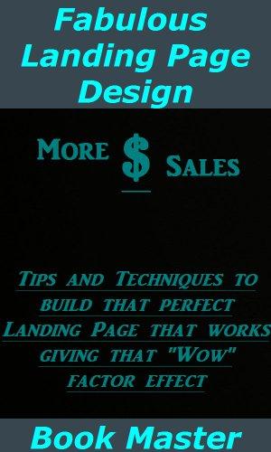 Fabulous Landing Page Design