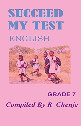 Succeed My Test: English Grade 7 (Volume 3)
