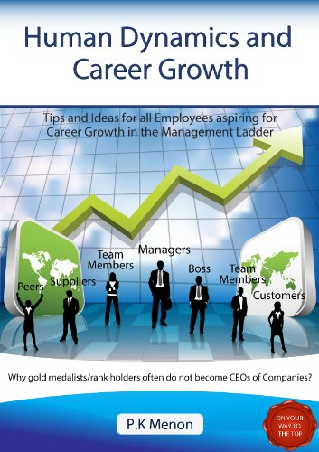 Human Dynamics and Career Growth