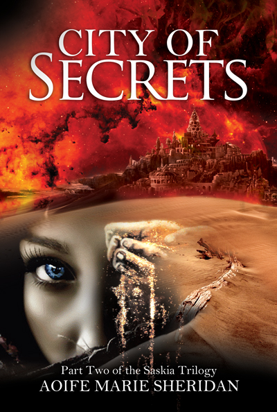 City of Secrets ( Part two of the Saskia Trilogy)