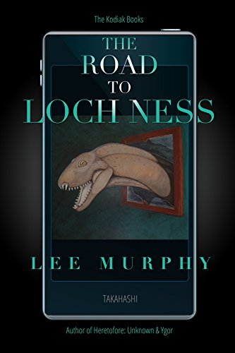 THE ROAD TO LOCH NESS (The Kodiak Books)
