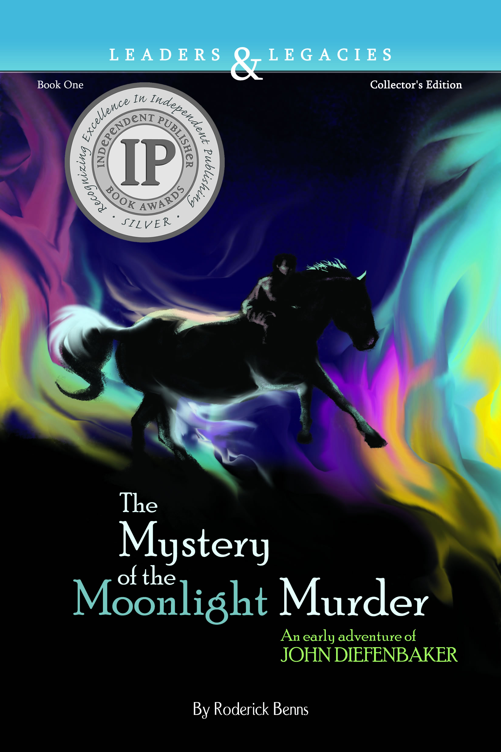 The Mystery of the Moonlight Murder: An Early Adventure of John Diefenbaker
