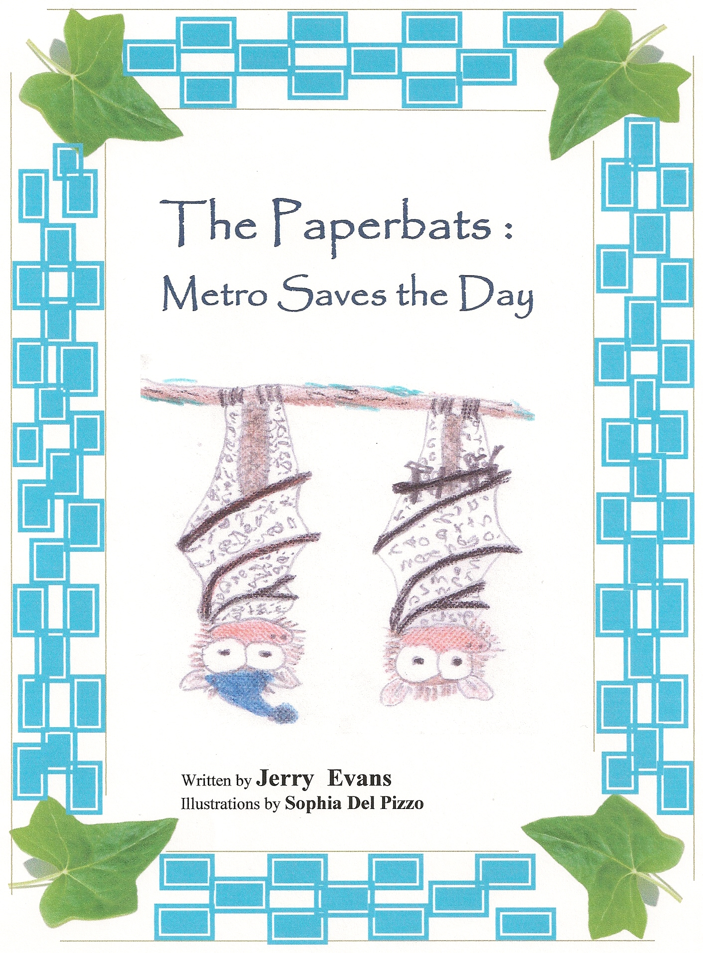 Paperbats 2: Metro Saves the Day