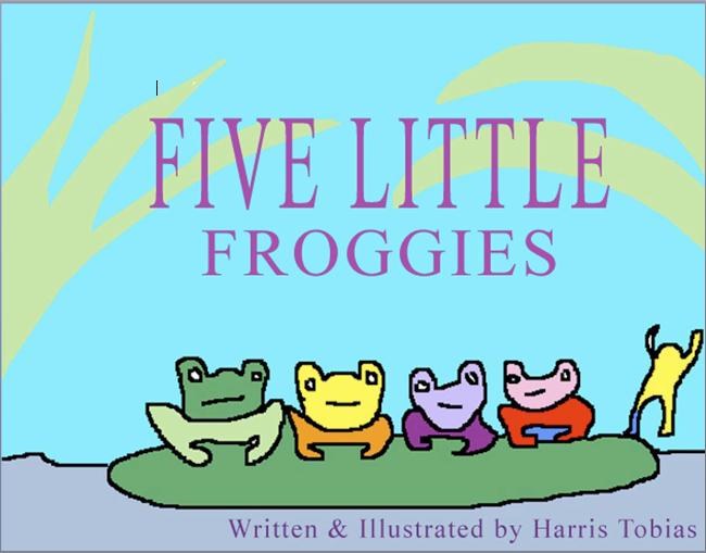 Five Little Froggies