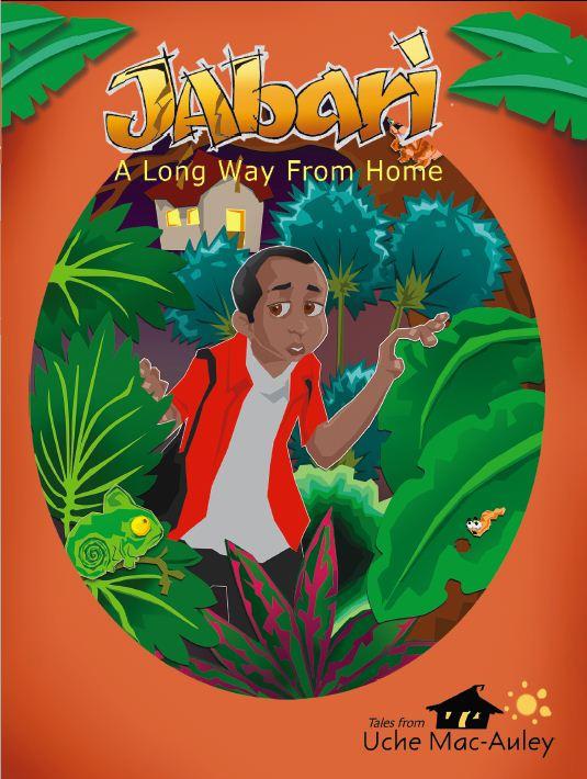 jabari...A Long Way From Home