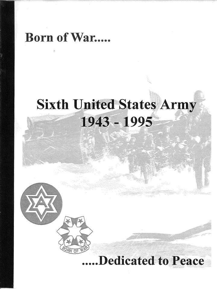 Born of War ... Dedicated to Peace