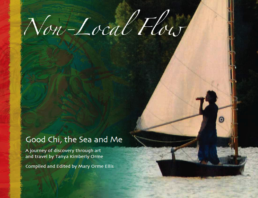Non-Local Flow – Good Chi, the Sea and Me