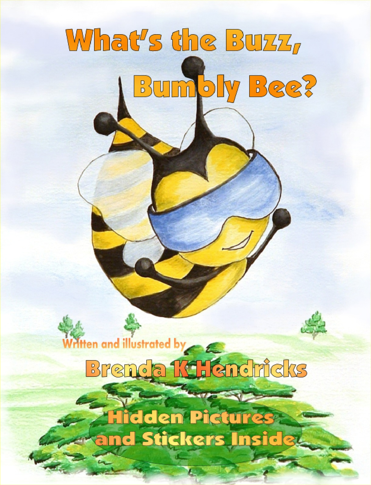 What's the Buzz Bumbly, Bee?