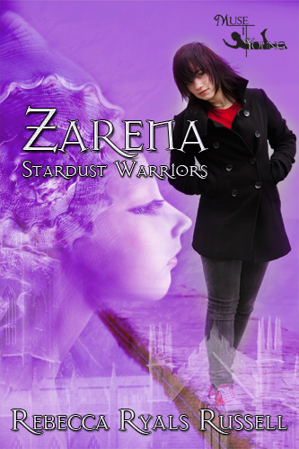 Zarena Book 1 Stardust Warriors MG Series