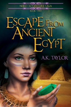 Escape From Ancient Egypt (The Neiko Adventure Series)